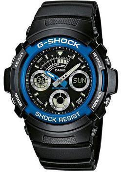 Casio Часы Casio AW-591-2A. Коллекция G-Shock