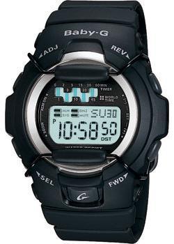 Японские наручные  женские часы Casio BG-1001-1V. Коллекция Baby-G