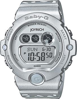 Японские наручные  женские часы Casio BG-6901JR-8E. Коллекция Baby-G