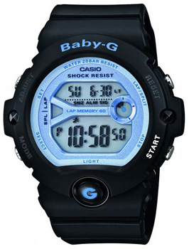 Японские наручные  женские часы Casio BG-6903-1E. Коллекция Baby-G