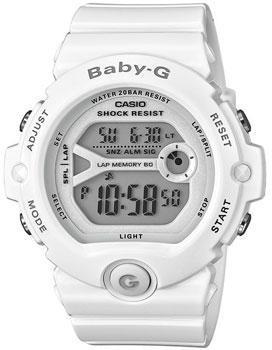 Купить Часы женские Японские наручные  женские часы Casio BG-6903-7B. Коллекция Baby-G  Японские наручные  женские часы Casio BG-6903-7B. Коллекция Baby-G