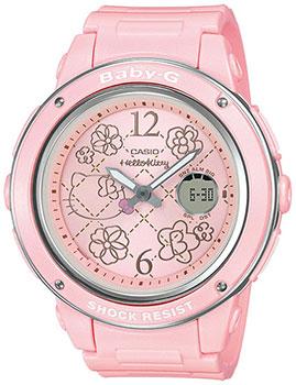Японские наручные  женские часы Casio BGA-150KT-4BER. Коллекция Baby-G