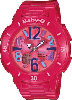 Японские наручные  женские часы Casio BGA-171-4B1. Коллекция Baby-G