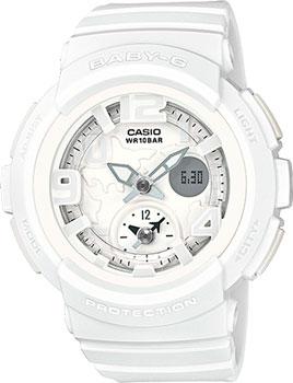Японские наручные  женские часы Casio BGA-190BC-7B. Коллекция Baby-G
