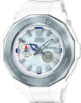 Японские наручные  женские часы Casio BGA-225-7A. Коллекция Baby-G