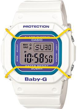 Японские наручные  женские часы Casio BGD-501-7B. Коллекция Baby-G