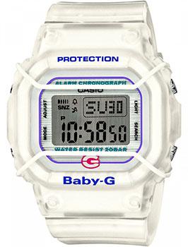 Японские наручные  женские часы Casio BGD-525-7ER. Коллекция Baby-G