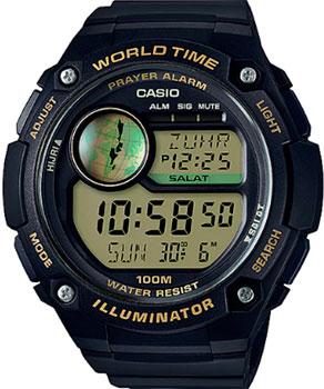 Японские наручные  мужские часы Casio CPA-100-9A. Коллекция Digital.