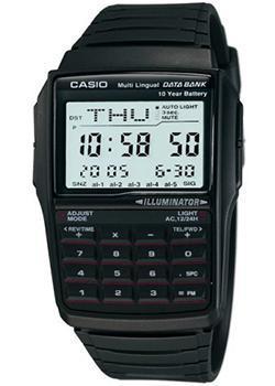 Купить Часы мужские Японские наручные  мужские часы Casio DBC-32-1A. Коллекция Data Bank  Японские наручные  мужские часы Casio DBC-32-1A. Коллекция Data Bank