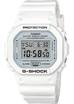 Японские наручные  мужские часы Casio DW-5600MW-7E. Коллекция G-Shock