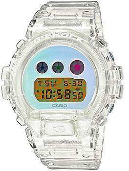 Японские наручные  мужские часы Casio DW-6900SP-7ER. Коллекция G-Shock