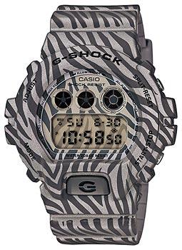 Японские наручные  мужские часы Casio DW-6900ZB-8E. Коллекция G-Shock Bestwatch 5280.000