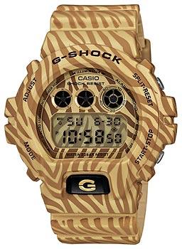 Casio Часы Casio DW-6900ZB-9E. Коллекция G-Shock