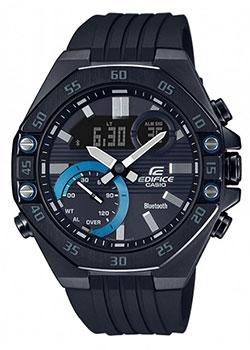 Японские наручные  мужские часы Casio ECB-10PB-1AEF. Коллекция Edifice