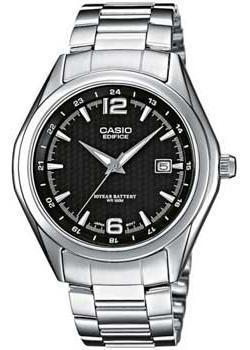 Японские наручные  мужские часы Casio EF-121D-1A. Коллекция Edifice
