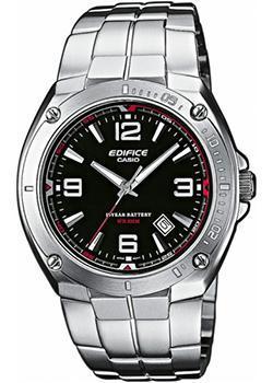 Японские наручные  мужские часы Casio EF-126D-1A. Коллекция Edifice