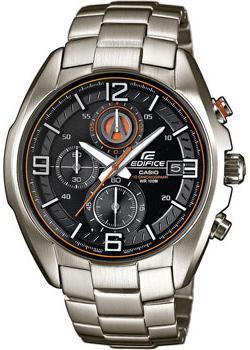 Купить Японские наручные мужские часы Casio EFR-529D-1A9. Коллекция Edifice