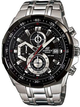 Японские наручные  мужские часы Casio EFR-539D-1A. Коллекция Edifice