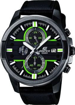 Купить Японские наручные мужские часы Casio EFR-543BL-1A. Коллекция Edifice