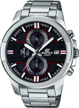 Купить Японские наручные мужские часы Casio EFR-543D-1A4. Коллекция Edifice