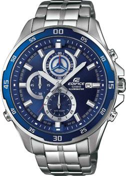 Японские наручные  мужские часы Casio EFR-547D-2A. Коллекция Edifice