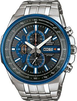 Японские наручные  мужские часы Casio EFR-549D-1A2. Коллекция Edifice