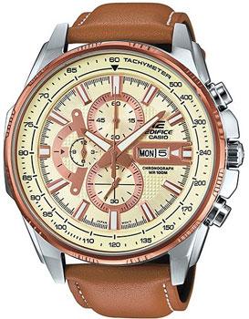 Японские наручные  мужские часы Casio EFR-549L-7A. Коллекция Edifice