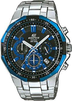 Японские наручные  мужские часы Casio EFR-554D-1A2. Коллекция Edifice