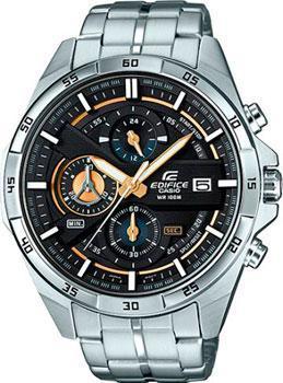 Японские наручные  мужские часы Casio EFR-556D-1A. Коллекция Edifice