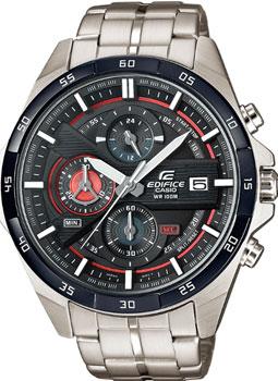 Японские наручные  мужские часы Casio EFR-556DB-1A. Коллекция Edifice