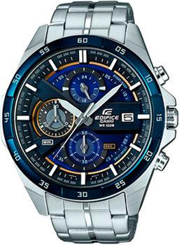 Японские наручные  мужские часы Casio EFR-556DB-2A. Коллекция Edifice