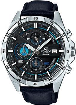 Японские наручные  мужские часы Casio EFR-556L-1A. Коллекция Edifice