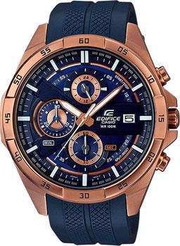 Японские наручные  мужские часы Casio EFR-556PC-2A. Коллекция Edifice