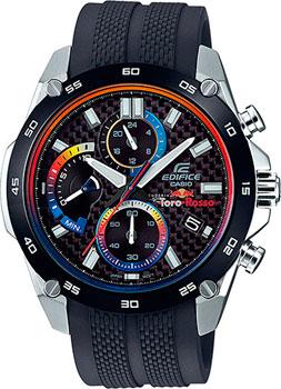 Японские наручные  мужские часы Casio EFR-557TRP-1A. Коллекция Edifice