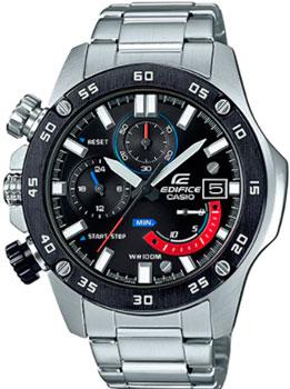 Японские наручные  мужские часы Casio EFR-558DB-1A. Коллекция Edifice