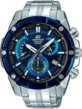 Японские наручные  мужские часы Casio EFR-559DB-2A. Коллекция Edifice