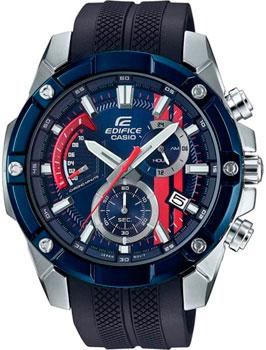 Японские наручные мужские часы Casio EFR-559TRP-2A. Коллекция Edifice фото
