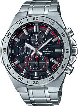 Японские наручные  мужские часы Casio EFR-564D-1AVUEF. Коллекция Edifice
