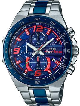 Японские наручные  мужские часы Casio EFR-564TR-2AER. Коллекция Edifice