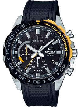 Японские наручные  мужские часы Casio EFR-566PB-1AVUEF. Коллекция Edifice