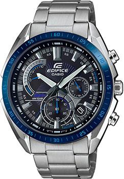 Японские наручные  мужские часы Casio EFR-570DB-1BVUEF. Коллекция Edifice