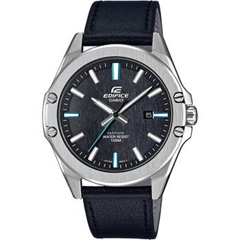 Японские наручные  мужские часы Casio EFR-S107L-1AVUEF. Коллекция Edifice