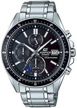 Японские наручные  мужские часы Casio EFS-S510D-1A. Коллекция Edifice