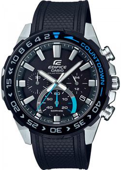 Японские наручные  мужские часы Casio EFS-S550PB-1AVUEF. Коллекция Edifice