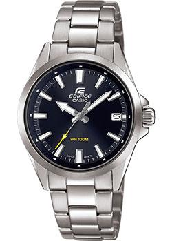 Японские наручные  мужские часы Casio EFV-110D-1AVUEF. Коллекция Edifice