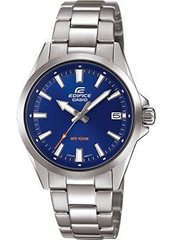 Японские наручные мужские часы Casio EFV-110D-2AVUEF. Коллекция Edifice фото