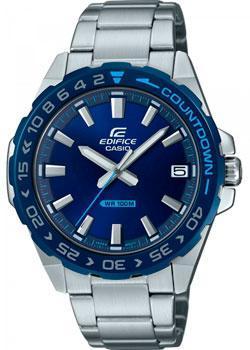 Японские наручные мужские часы Casio EFV-120DB-2AVUEF. Коллекция Edifice фото