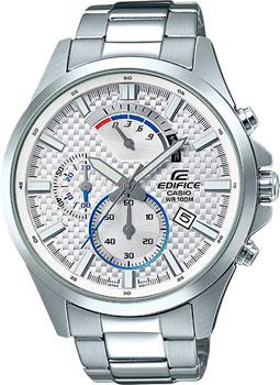 Японские наручные  мужские часы Casio EFV-530D-7A. Коллекция Edifice