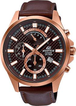 Японские наручные  мужские часы Casio EFV-530GL-5A. Коллекция Edifice