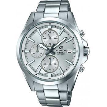 Японские наручные  мужские часы Casio EFV-560D-7A. Коллекция Edifice